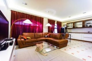 современная 2-комнатная квартира в аренду в Адмиралтейском районе С-Петербург
