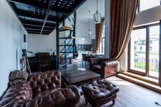 5-комнатный таунхаус с гаражом в аренду Солнечное Санкт-Петербург