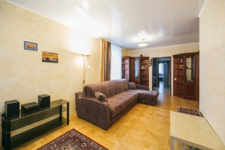 стильная 2-комнатная квартира в аренду в Василеостровском районе Санкт-Петербург