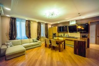 аренда стильной 3-комнатной квартиры с авторским дизайном С-Петербург,