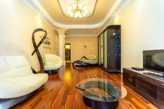 стильная 1-комнатная квартира в аренду в Василеостровском районе С-Петербург