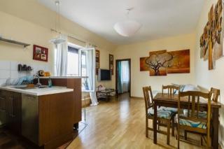 авторская 2-комнатная квартира в аренду с террасой С-Петербург