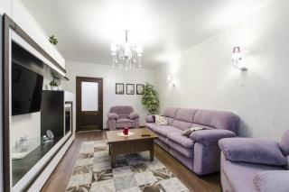 стильная 2-комнатная квартира в аренду в центре С-Петербург
