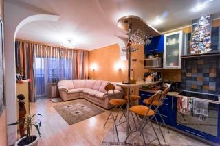 аренда стильной 3-комнатной квартиры в современном жилом доме С-Петербург