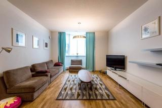 современная 3-комнатная квартира в аренду в элитном доме Санкт-Петербург