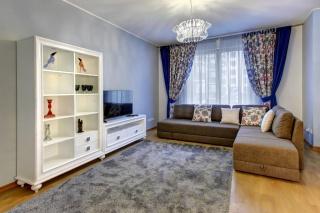 аренда элитной 3-комнатной квартиры в Адмиралтейском районе Санкт-Петербурга