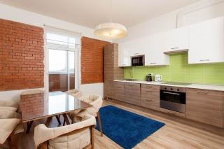 стильная 3-комнатная квартира в аренду на Васильевском острове С-Петербург