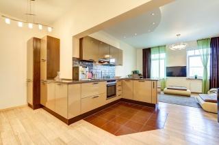 аренда дизайнерской 2-комнатной квартиры в Петроградском районе СПБ