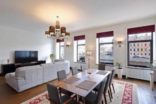 арендовать видовую дизайнерскую квартиру в центре С-Петербург