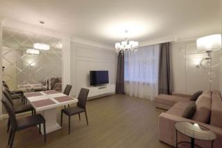 современная квартира в аренду в элитном ЖК Спб