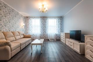 аренда современной 3-комнатной квартиры в новом комплексе С-Петербург