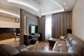 аренда дизайнерской 2-комнатной квартиры с паркингом С-Петербург
