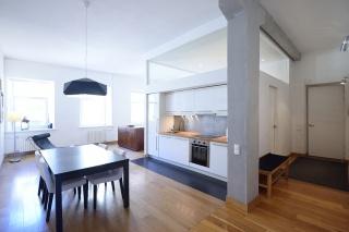 аренда стильной 2-комнатной квартиры в самом центре СПБ