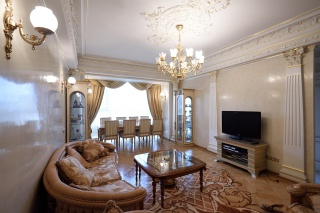 арендовать квартиру с балконом современный дом С-Петербург