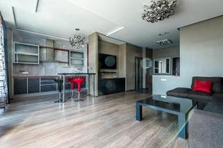 аренда стильной светлой студии элитный дом С-Петербург