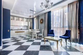 аренда дизайнерской квартиры в клубном доме Собрание С-Петербург