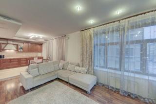 аренда 3-комнатной квартиры в элитном доме в центре Санкт-Петербург