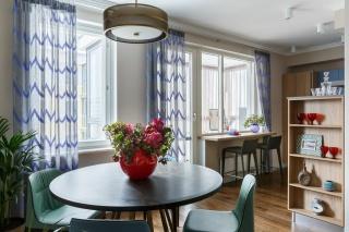 сниму стильную 3-комнатную квартиру в элитном доме Санкт-Петербург